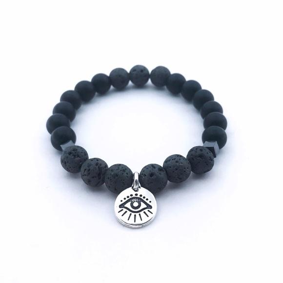 Jewelry - Ultimate Protection - Gemstone Stretch Bracelet